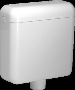 Toto Spülkasten ecoTop Farbe weiß