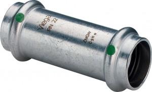 Sanpress Inox Schiebemuffe 28 mm Modell 2315.5