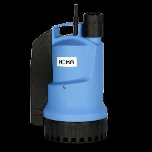 Homa Tauchpumpe Chromatic C250 WE für Klar- und Schmutzwasser