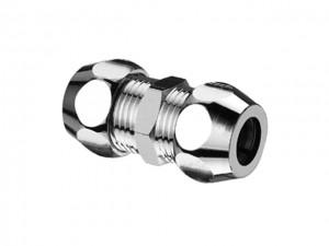 HZ Gerade-Doppelverschraubung 10 mm