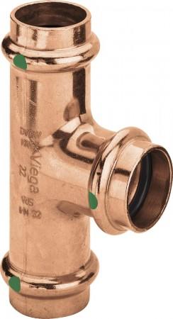 Profipress T-Stück 28 x 15 x 28 mm Modell 2418