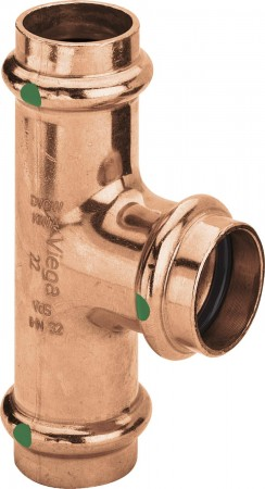 Profipress T-Stück 28 x 28 x 22 mm Modell 2418