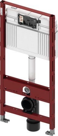 TECEprofil WC-Modul mit Uni-Spülkasten, Bauhöhe 1120 mm, 9300000