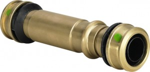 Viega Raxofix Schiebemuffe 25 mm Modell 5315.3