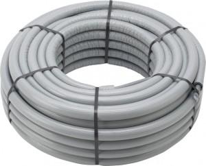 Viega Raxofix Rohr 20 x 2,8 mm  Ring 50 Meter, Modell 5302.5 mit 9 mm Dämmung