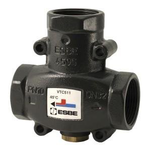 ESBE Ladeventil VTC511, Mischwassertemperatur 60°C, Kvs. 9, 51020300