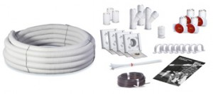Flexi-System Rohre und Zubehör