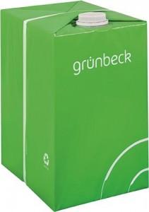 Grünbeck Exados grün Dosierlösung 20 kg, 114022