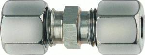 GOK Schneidring-Kupplung 8 mm x 8 mm