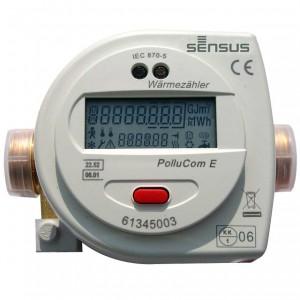 Spanner Pollux (SPX), Sensus Wärmezähler
