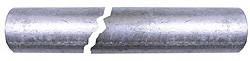 Stahlrohr verzinkt geschweisst 1,5 m Stangen