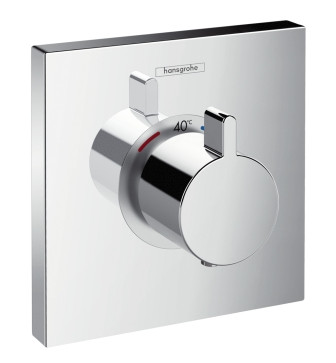 Hansgrohe PICTA Select UP-Thermostat-Fertigm.- Set Highflow, chrom, 13753000