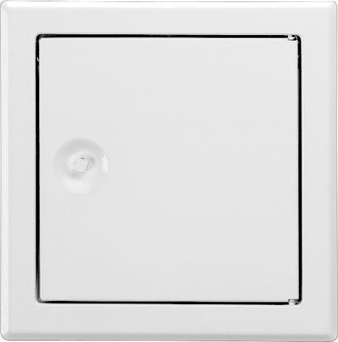 Softline Revisionstüre weiss 200 mm x 200 mm