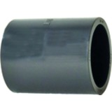 PVC-Muffe 50 mm PN 16