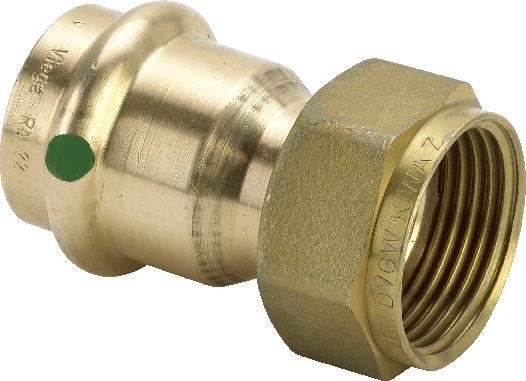 """Sanpress Verschraubung 22 mm x 1"""" Modell 2263"""