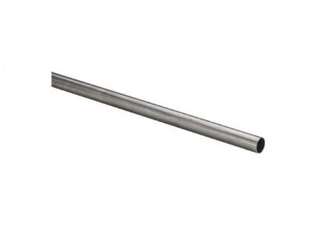 Sanpress Edelstahlrohr 15 mm x 1,0 mm Stange mit 1,5 Meter