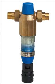 Rückspülfilter itap 189 mit Filterpatrone 300µm Anschluss 1 Zoll Made in Italy