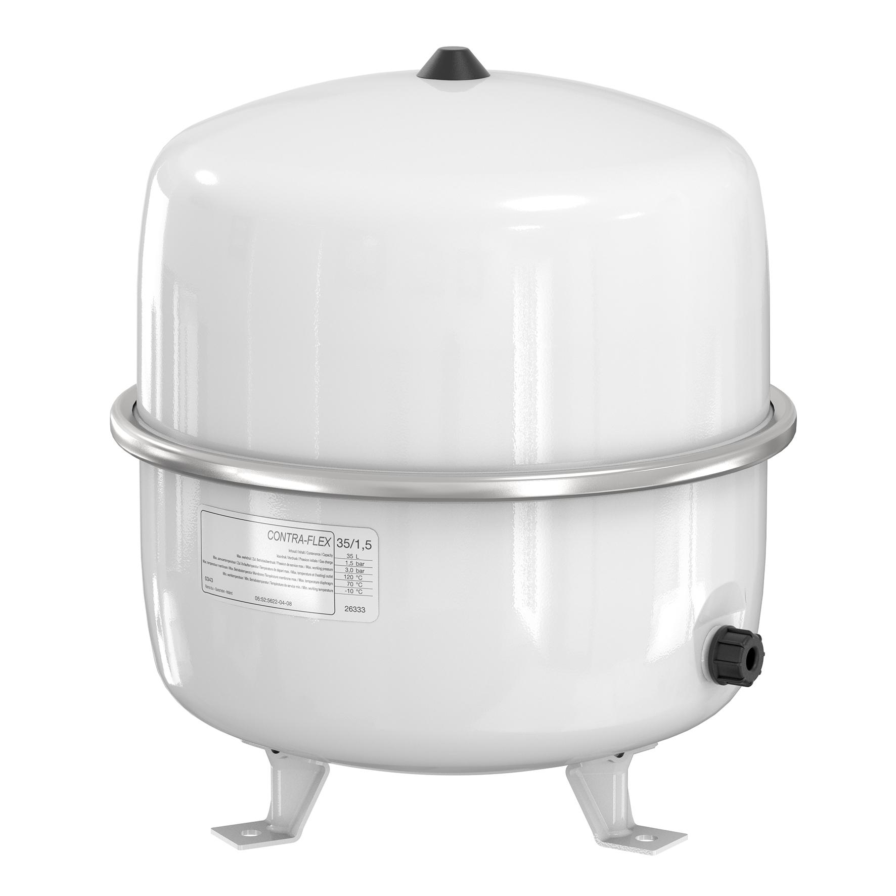 Contra-Flex Ausdehnungsgefäss 35 Liter