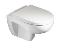 MEDIANO WC-Sitz weiss mit Softclose