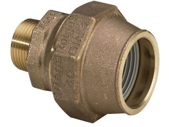 "Viega Maxiplex PE-Verschraubung 25 mm x 3/4"" AG, Modell 9011"