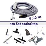 Tubo Fernstart-Reinigungssortiment 9,0 m 8-teilig BS 900