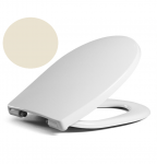 HARO Passat SoftClose Premium WC-Sitz, Farbe bahamabeige, 520140