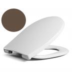 HARO Passat SoftClose Premium WC-Sitz, Farbe balibraun, 530965