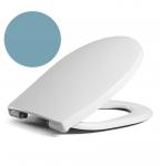 HARO Passat SoftClose Premium WC-Sitz, Farbe blau bermuda, 534380