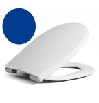 HARO Passat SoftClose Premium WC-Sitz, Farbe blau pop (RAL5002), 512136