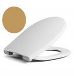 HARO Passat SoftClose Premium WC-Sitz, Farbe caramel, 530964