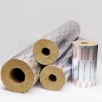Rockwool Conlit 150U Steinwoll-Brandschutz-Isolierung alukaschiert 15 x 22,5mm Länge 1 Meter