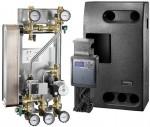 Oventrop/Ditech Frischwasserstation Regumaq XZ-30 mit zusätzlicher Zirkulationspumpe