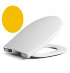 HARO Passat SoftClose Premium WC-Sitz, Farbe gelb (RAL 1023), 36245