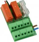 TA HIREL-230V Relaismodul mit Stromverteiler