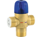 "Taconova Novamix Value MT53 Brauchwassermischer DN 20, 1"" AG mit Rückflussverhinderer"