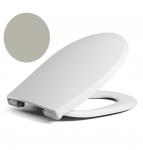 HARO Passat SoftClose Premium WC-Sitz, Farbe manhatten, 512133
