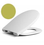 HARO Passat SoftClose Premium WC-Sitz, Farbe moosgrün, 522398