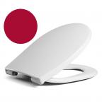 HARO Passat SoftClose Premium WC-Sitz, Farbe rot (RAL 3003), 527905