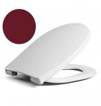 HARO Passat SoftClose Premium WC-Sitz, Farbe rubinrot, 534374