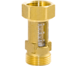 Taconova FlowMeter Durchflussmesser 1,0 - 3,5 l/min Nr. 223.4214.000