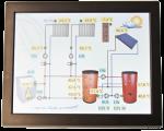 TA CAN-Touch mit Sensormodul, Gehäuse schwarz