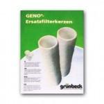 Grünbeck Geno-Ersatzfilter Nr. 103007 80 ym 2-Stück Packung