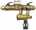 Reflex Nachspeisesystem Kombiarmatur Fillset mit Standardwasserzähler 6811105
