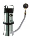 iWater Tauchpumpe iJet inox V, 4-50 L, mit schwimmender Entnahme, Vertikale Version