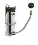 iWater Tauchpumpe iDiver inox, 6-50 S, mit Saugstutzen
